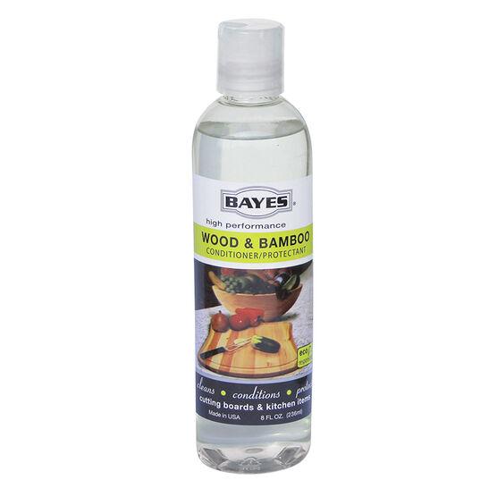 Bayes Wood Cutting Board Oil - 8oz