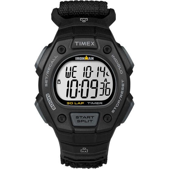 Timex Ironman Watch - Black/Grey - TW5K90800GP