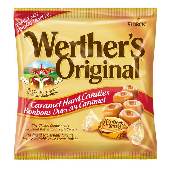 Werther's Original Hard Candy - Caramel - 245g