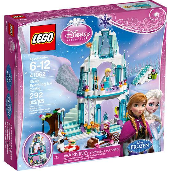 Lego Disney Princess - Elsa's Sparkling Ice Castle - 41062