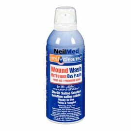 NeilMed Dr. Mehta's Wound Wash Saline Spray – 177ml