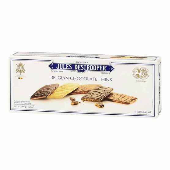 Jules Destrooper - Chocolate Thins - 100g