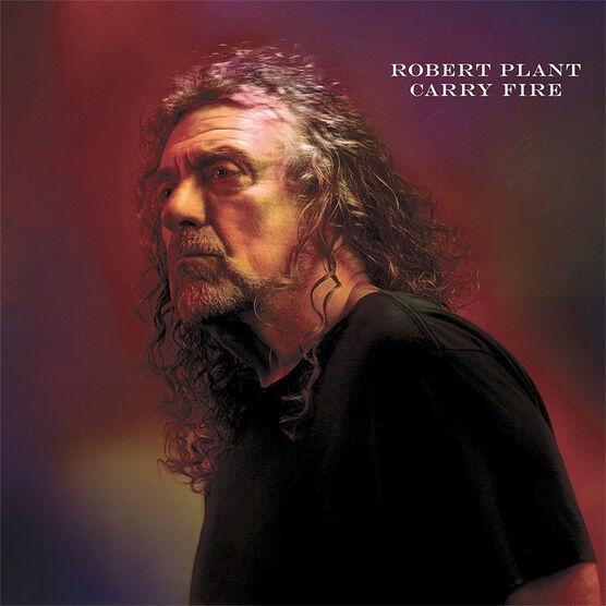 Robert Plant - Carry Fire - CD