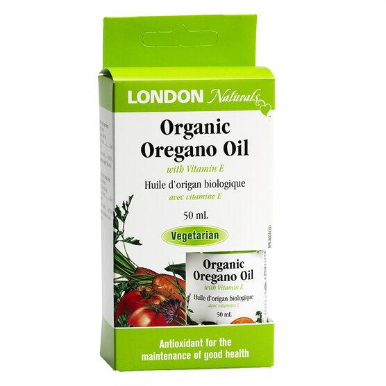 London Naturals Oregano Oil - 50ml