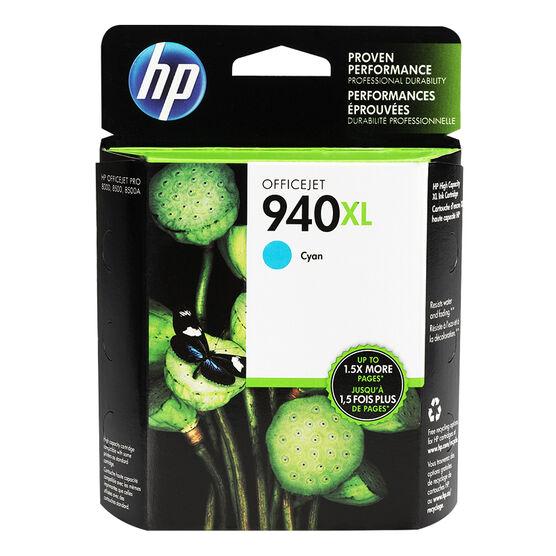 HP 940XL Officejet Ink Cartridge - Cyan - C4907AC140