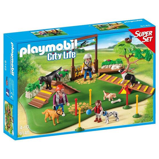 Playmobil Dog Park Superset - 61454
