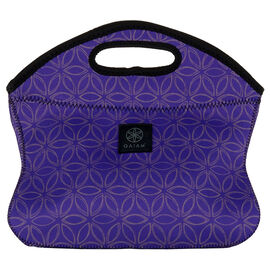 Gaiam Lunch Clutch Purple