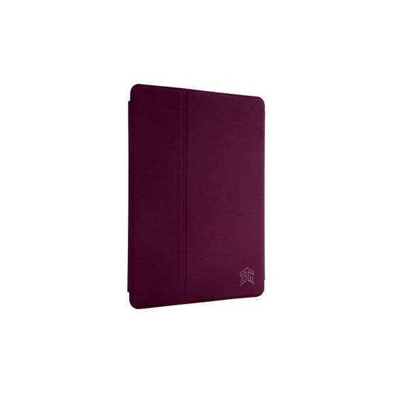 STM Studio Polycarbonate iPad Case - iPad 9.7 Inch - Dark Purple - STM-222-161JW-45
