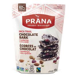Prana Chocolate Bark - Inca Trail - 100g