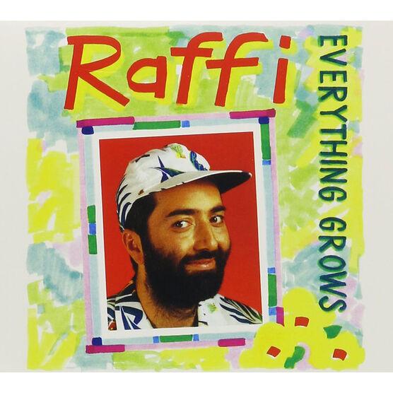 Raffi - Everything Grows - CD