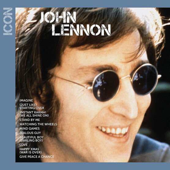John Lennon - ICON - CD