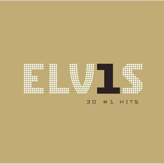 Elvis Presley - 30 #1 Hits - CD
