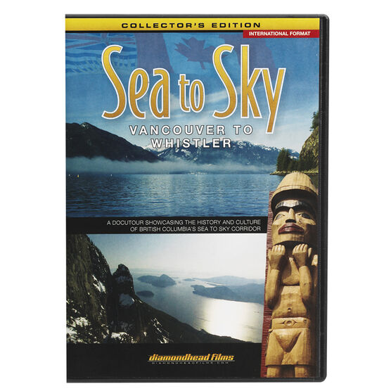 Sea To Sky: Collector's Edition - DVD