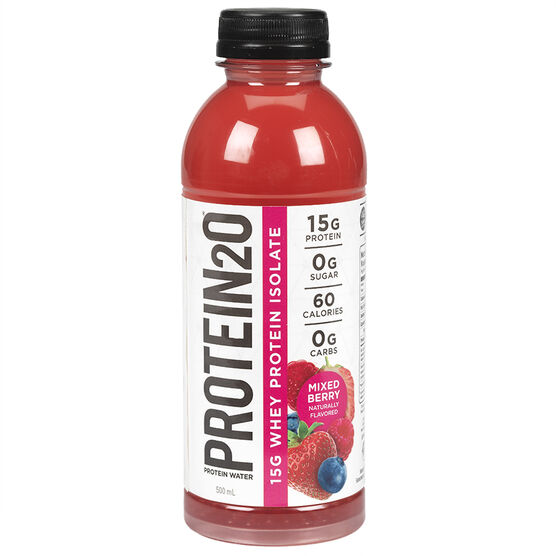 Protein 2 O Beyond Water - Grape Splash - 500ml