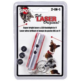 2 in 1 Laser Toy Exerciser - Assorted