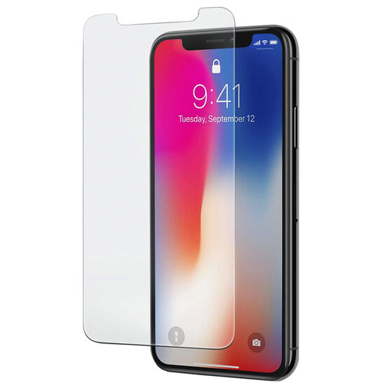 Spigen Glas.tR Slim HD Screen Protector for iPhone X - Clear - SGP057GL22586