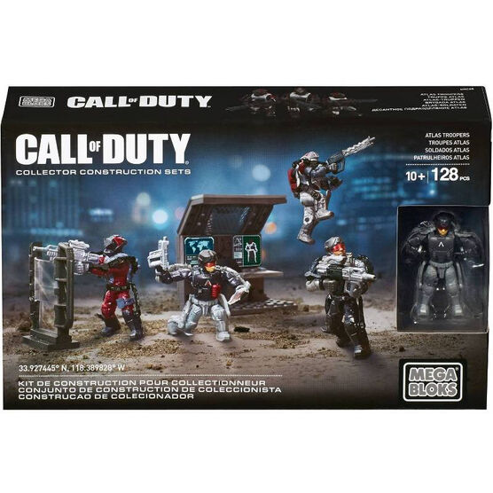 Mega Bloks Call of Duty - Atlas Troopers
