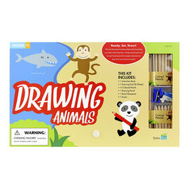 SpiceBox Drawing Animals