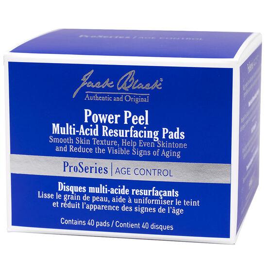 Jack Black - Power Peel Multi-Acid Resurfacing Pads - 40 Pads