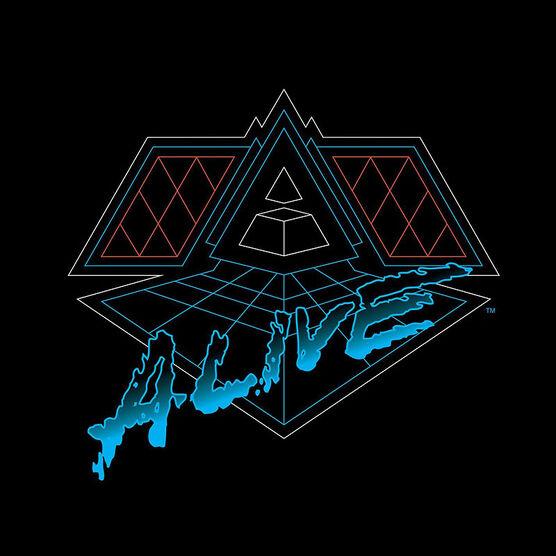 Daft Punk - Alive 2007 - Vinyl