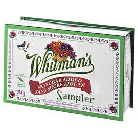 Whitman No Sugar Added Sampler - 284g