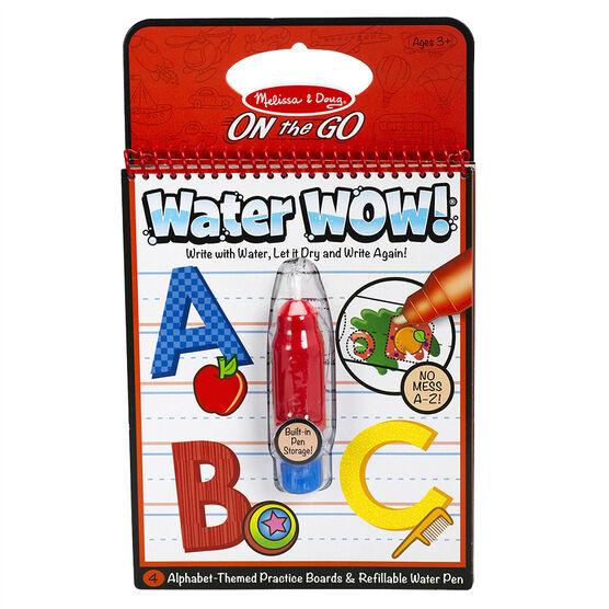 Melissa & Doug On the Go Water WOW! Activity Book - Alphabet - 5389