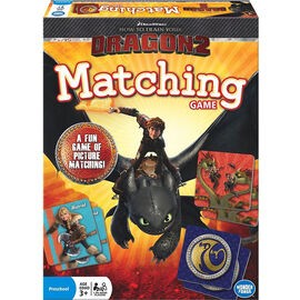 How To Train Your Dragon2 - Matching Game