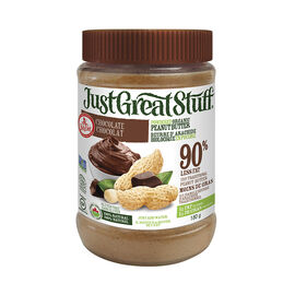 BettyLou's Organic Chocolate Powdered Peanut Butter - 180g