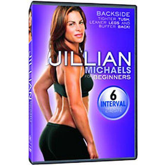 Jillian Michaels For Beginners: Backside - DVD