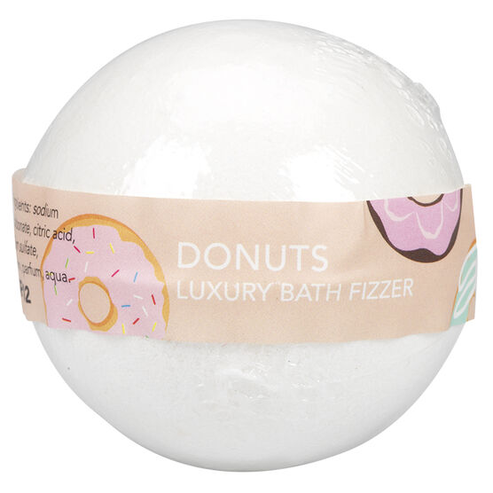 Star&Rose Luxury Bath Fizzer - Assorted - Donuts