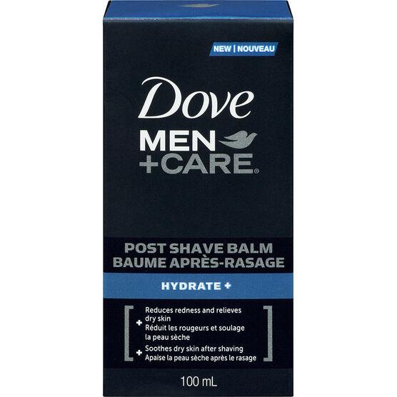 Dove Men+Care Hydrate+ Post Shave Balm - 100ml
