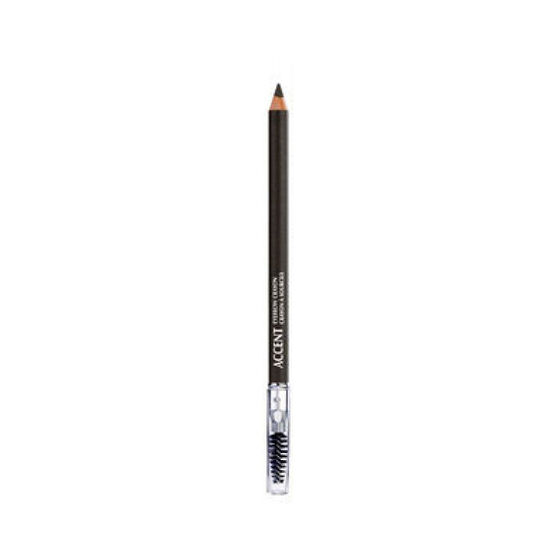 Marcelle Accent Eyebrow Crayon - Luscious Black