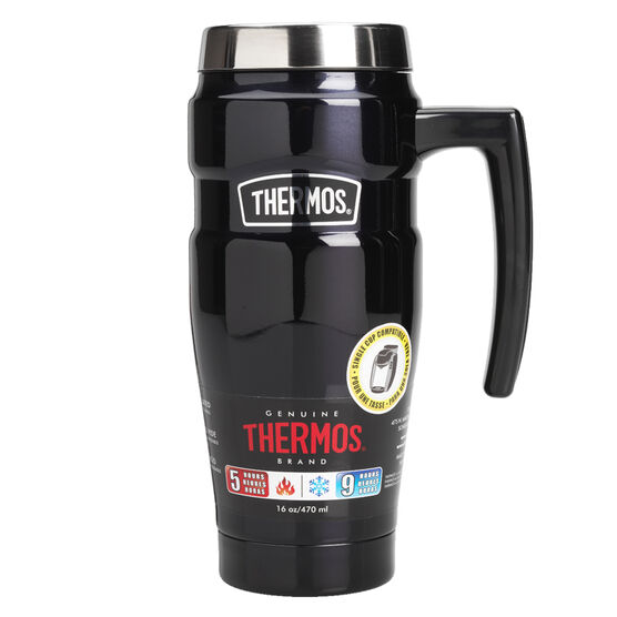 Thermos Stainless Steel King Mug - Blue - 470ml