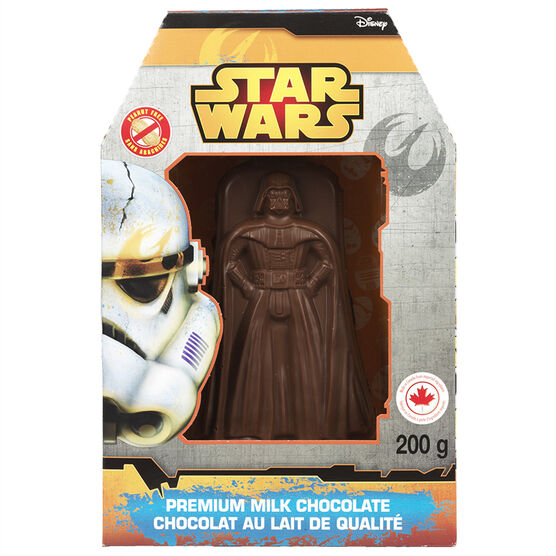 Star Wars Easter Hollow Milk Chocolate - Assorted - 200g