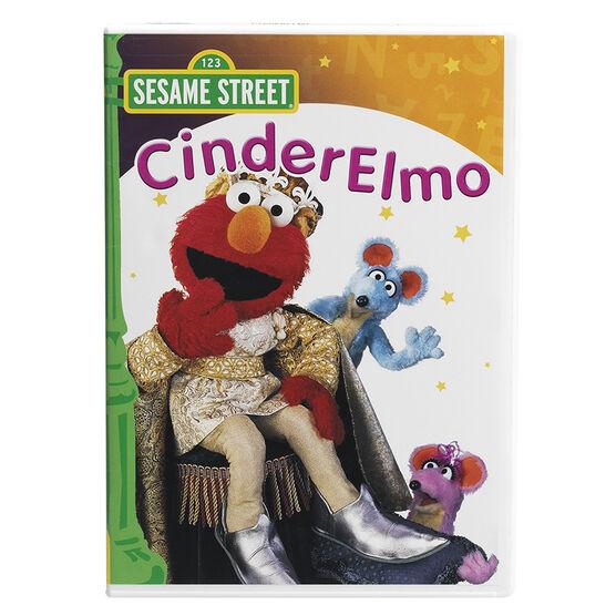 Sesame Street: CinderElmo - DVD