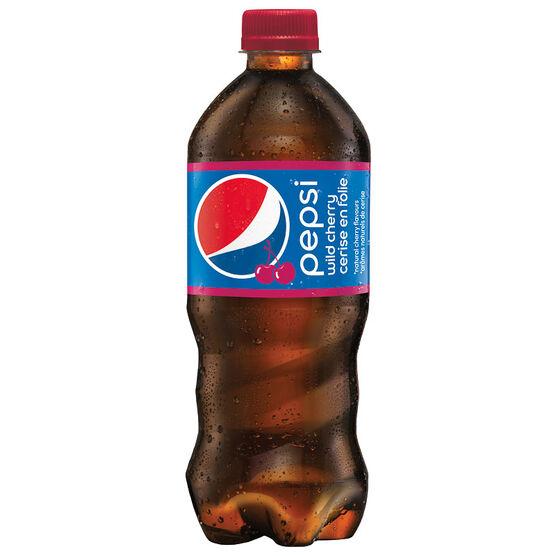 Pepsi - Wild Cherry - 591 ml