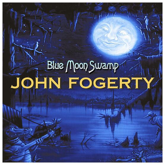 John Fogerty - Blue Moon Swamp - CD