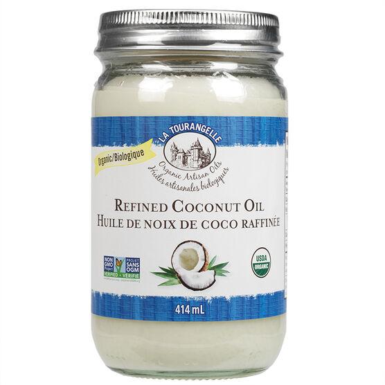 La Tourangelle Refined Coconut Oil - 414ml