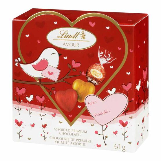 Lindt Amour Gift Box - 61g