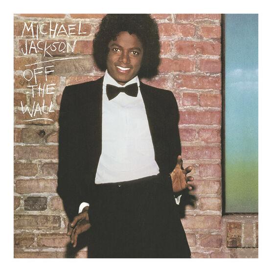 Michael Jackson - Off The Wall - Vinyl
