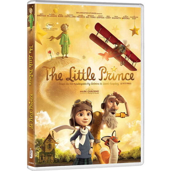The Little Prince - DVD