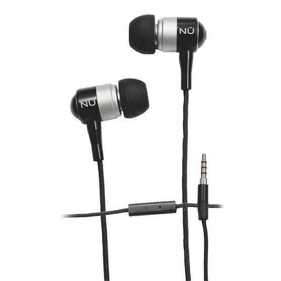Nupower Stereo Headset - Black - NU5002BK