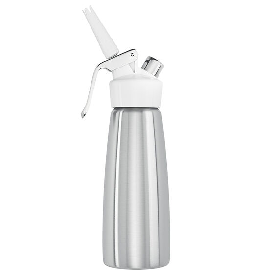 ISI Stainless Steel Dessert Whip Plus - White - 0.5L