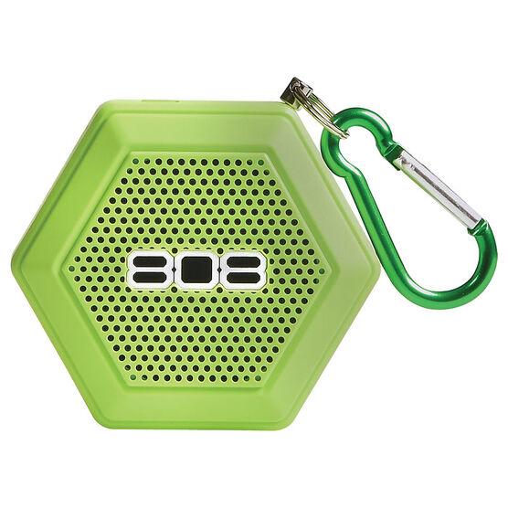 808 Hex Tether Bluetooth Speaker - Green - SP50GR