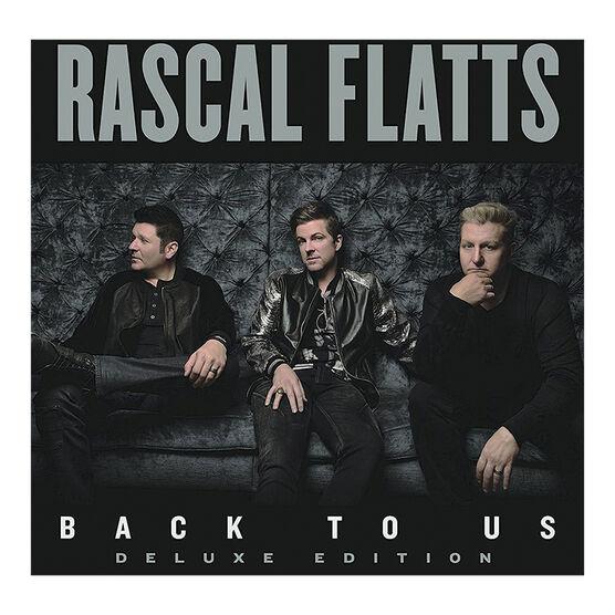 Rascal Flatts - Back to Us - CD