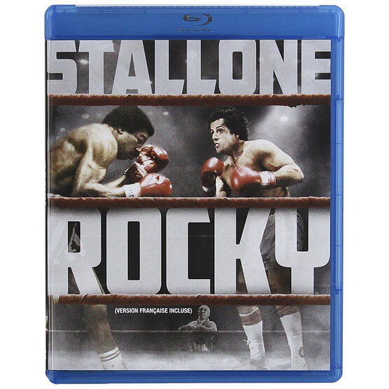 Rocky 40th Anniversary Collection - Blu-ray