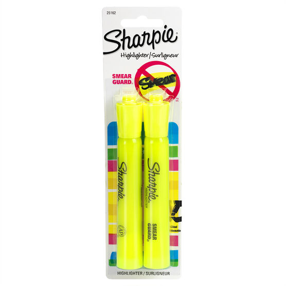 Major Accent Yellow - 2 pack