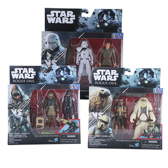 Star Wars Rogue One Deluxe Figure - Assorted