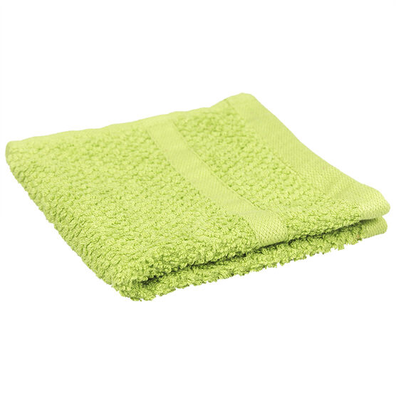 Martex Popcorn Textured Bright Face Towels - Assorted