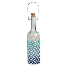 London Drugs LED Mosaic Glass Lamp - Assorted